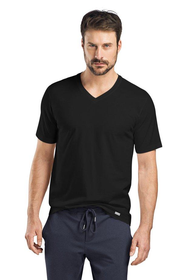 LIVING - T-shirt - bas - black