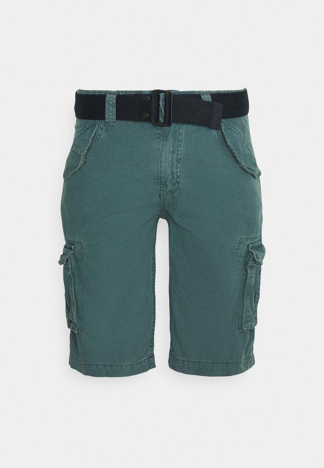 BATTLE - Shorts - blue