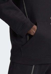 adidas Originals - HOODIE - Hoodie - black - 5
