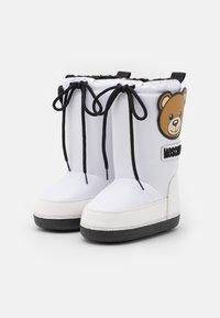 MOSCHINO - Boots - white - 1