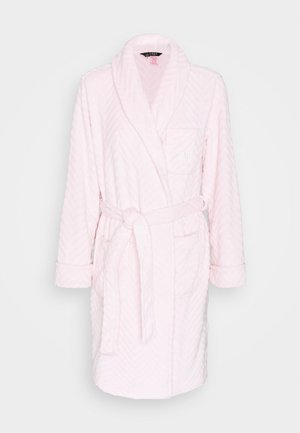 SHORT ROBE - Badjas - pink