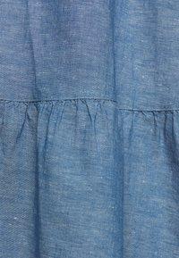 HUGO - ENNISH - Košilové šaty - medium blue - 7