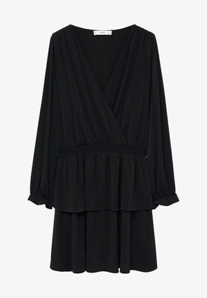 MOSS8 - Day dress - noir