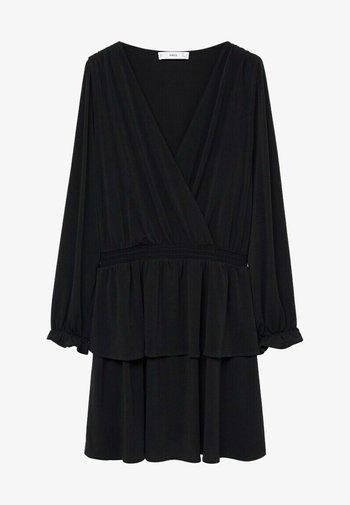MOSS8 - Denní šaty - noir