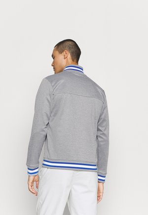 THOMSON FULL ZIP - Sweatshirt - grey marl