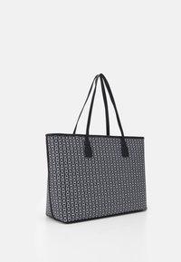 Tory Burch - GEMINI LINK ZIP TOTE - Tote bag - black - 2