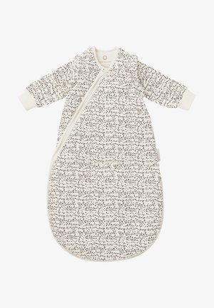 WINTER FANCY DOT - Baby's sleeping bag - jet stream