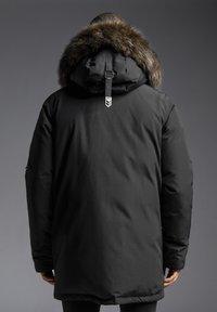 JACK1T - Down coat - black - 1
