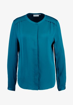 SUNSET BLOUSE - Pusero - the real teal