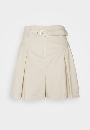 TROUSERS - Shorts - ivory