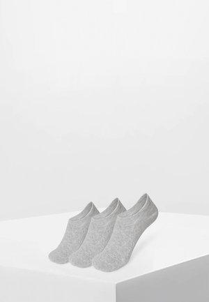 3 PACK - Sokken - dark grey