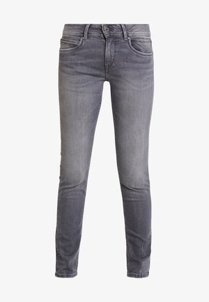KATHA - Jeansy Slim Fit - grey