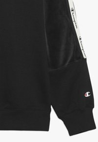 Champion - BRAND REVOLUTION CREWNECK - Collegepaita - black - 2