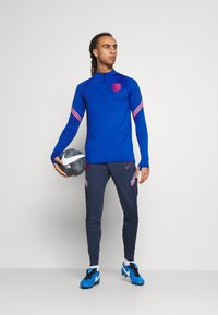 Nike Performance - ENGLAND ENT DRY PANT  - National team wear - midnight navy/sport royal/challenge red - 1