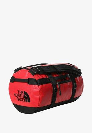 BASE CAMP DUFFEL XS UNISEX - Backpack - rot/schwarz