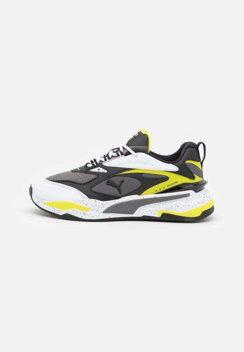 Puma - RS-FAST NANO - Baskets basses - castlerock/black