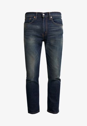 514™ STRAIGHT HIGH BALL CROPPED - Jeans baggy - big thunder
