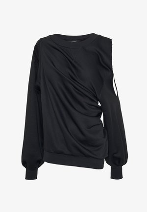 F-INVERT SWEAT-SHIRT - Sweater - black
