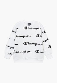 Champion - LEGACY AMERICAN CLASSICS - Bluza - white/black - 0