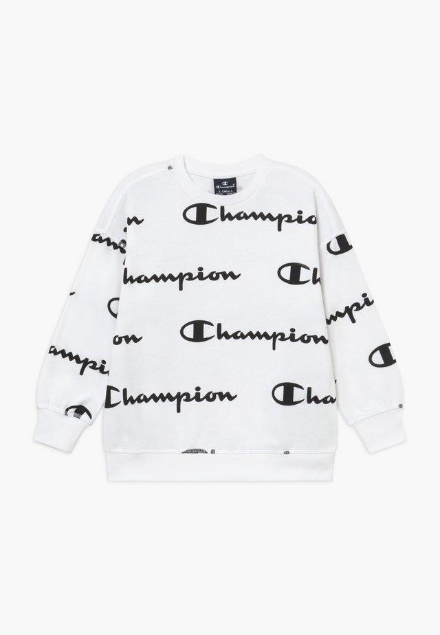 LEGACY AMERICAN CLASSICS - Sweatshirt - white/black