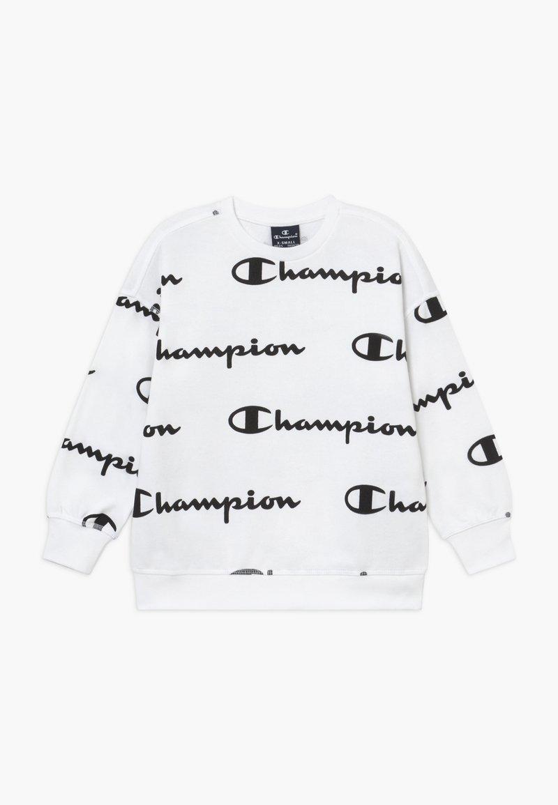 Champion - LEGACY AMERICAN CLASSICS - Bluza - white/black