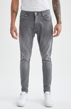 CARROT FIT - Slim fit jeans - grey