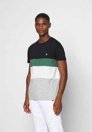 EASTWAY - Print T-shirt - black