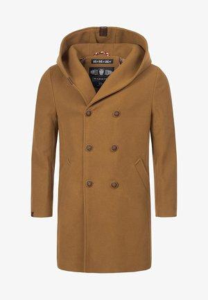 Irukoo - Short coat - brown
