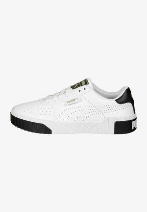 CALI - Baskets basses - white/black/silver
