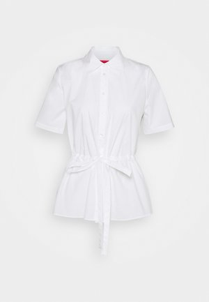 EZINA - Button-down blouse - white