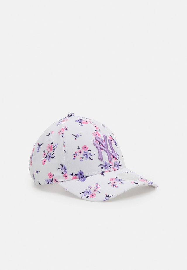 FLORAL 9FORTY - Casquette - white