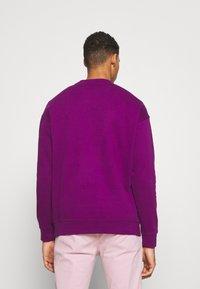 YOURTURN - UNISEX - Sweatshirt - purple - 2