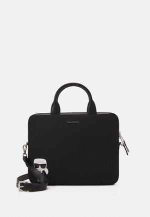 IKONIK LAPTOP SLEEVE UNISEX - Laptop bag - black