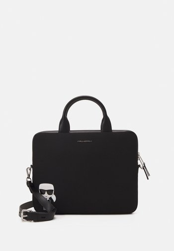 IKONIK LAPTOP SLEEVE UNISEX - Laptop bag - black