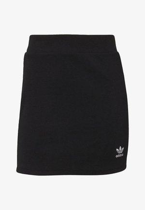 THREE STRIPES SKIRT - Minifalda - black