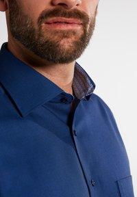 Eterna - COMFORT FIT - Shirt - blue - 2