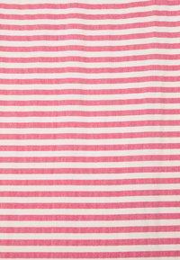 Espadrij l´originale - BEACHPLAID STRIPES - Accessorio da spiaggia - ecru/pink - 1