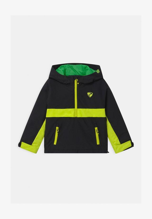 ABSALOM UNISEX - Snowboard jacket - black