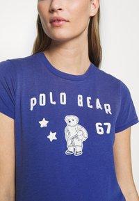 Polo Ralph Lauren - T-shirt imprimé - royal navy - 5