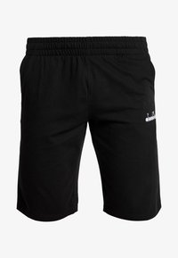 Diadora - BERMUDA CORE LIGHT - Sports shorts - black - 3