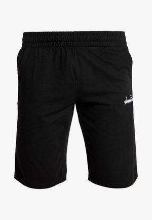 BERMUDA CORE LIGHT - Sports shorts - black