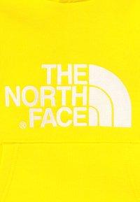 The North Face - DREW PEAK HOODIE - Felpa con cappuccio - lemon - 3