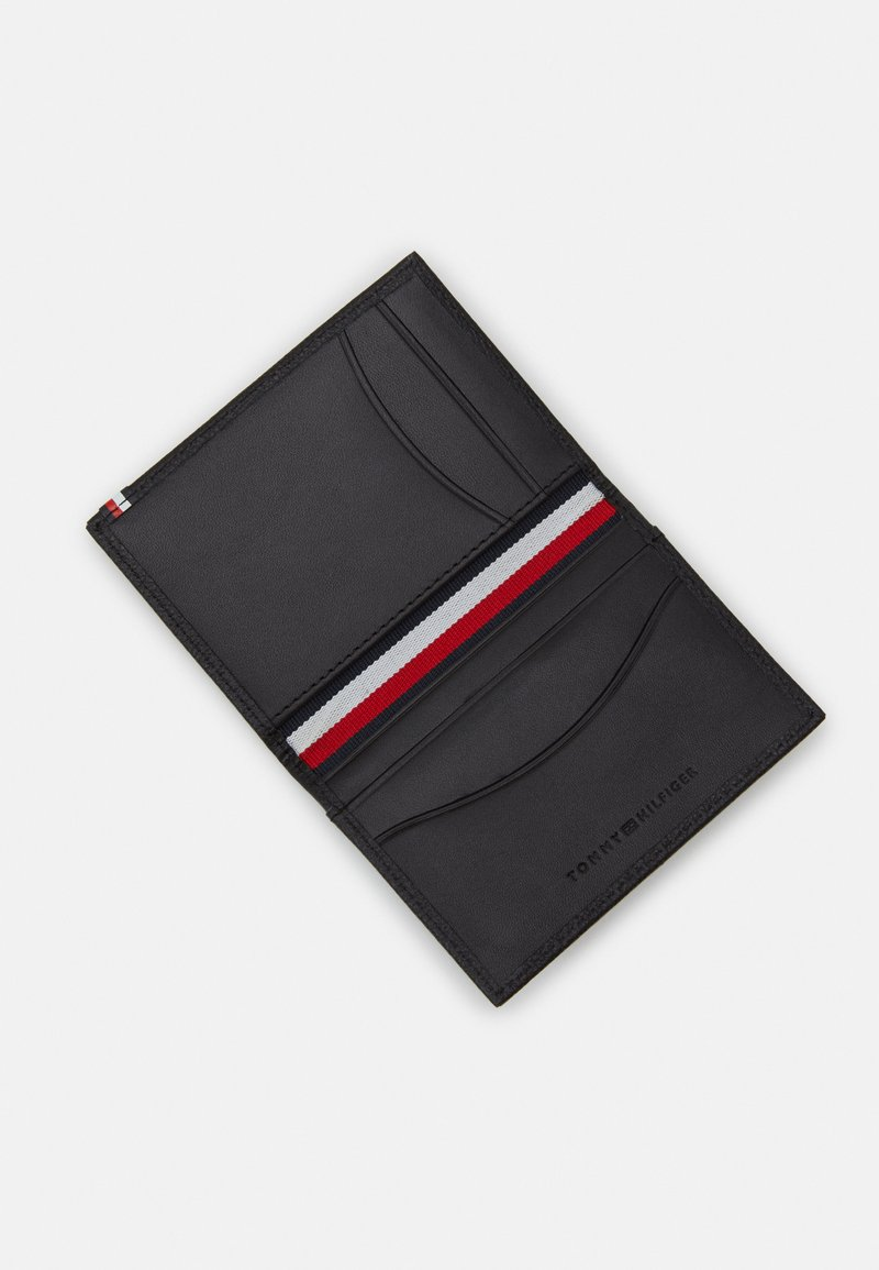 Tommy Hilfiger - BUSINESS BIFOLD - Business card holder - black