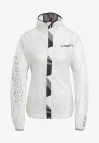 adidas Performance - TERREX AGRAVIC PRO WIND.RDY - Giacca a vento - white - 9