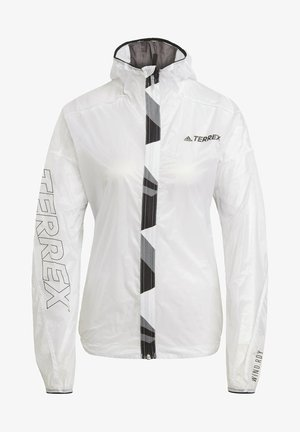 TERREX AGRAVIC PRO WIND.RDY - Windbreaker - white