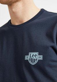 Lee - T-shirt basique - sky captain - 4