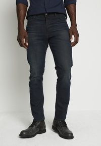 G-Star - G-BLEID SLIM C - Slim fit jeans - kir stretch denim o - antic dark ink blue - 0