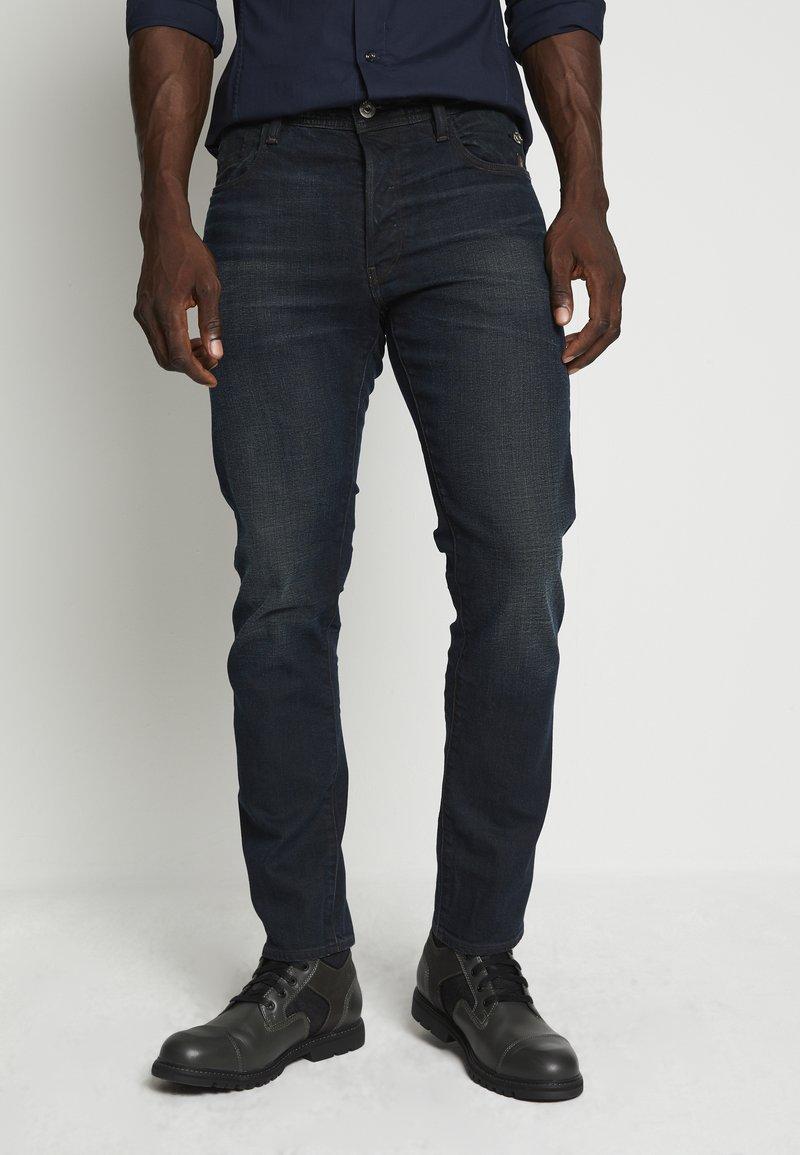 G-Star - G-BLEID SLIM C - Slim fit jeans - kir stretch denim o - antic dark ink blue