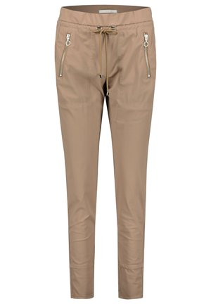 EASY ACTIVE - Tracksuit bottoms - gold (35)
