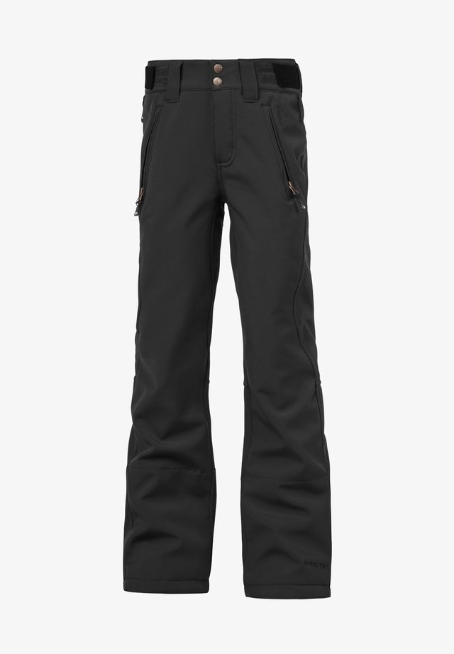 LOLE JR - Snow pants - true black